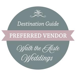 Featured on Walk The Aisle Weddings